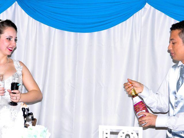 O casamento de Emily e Samuel