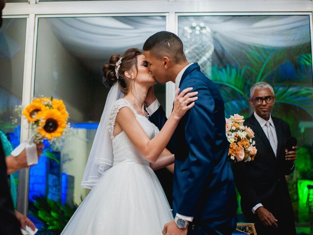 O casamento de Pamela e Thiago