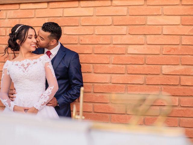 O casamento de Luana e Rodrigo