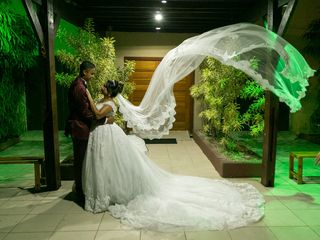 O casamento de Thays e Alexandre