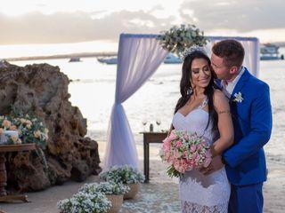 O casamento de Tatiana e Mateus