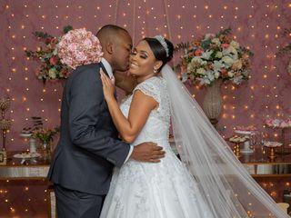 O casamento de Imara e Victor