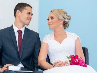 O casamento de Mariana e David