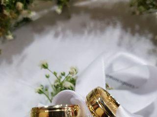 O casamento de Leandro  e Stheffanny  2