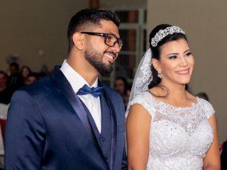 O casamento de Leandro  e Stheffanny  3