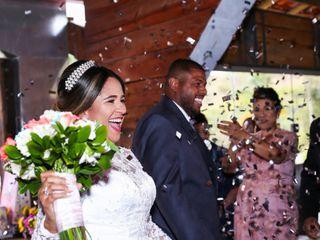O casamento de Fernanda e Átila 1