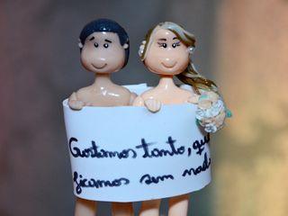 O casamento de Dayanne e Jhon Wictor 3