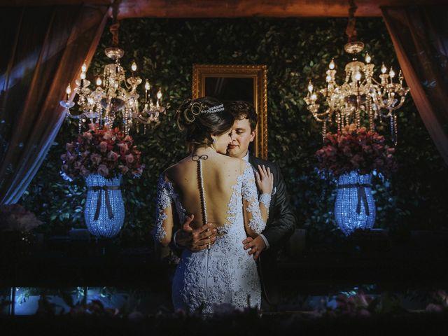 O casamento de Ana Paula e Luan Henrique