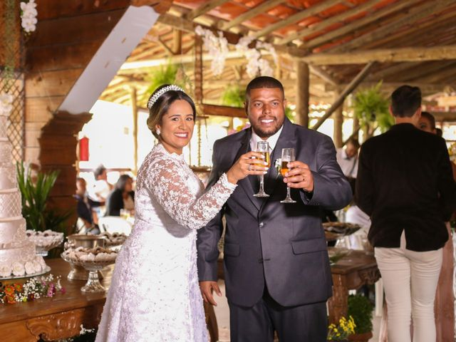 O casamento de Fernanda e Átila