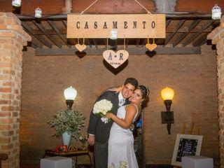 O casamento de Renata e Anderson