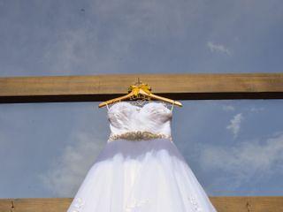 O casamento de Fabrícia e Erick 1