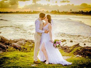 O casamento de Jéssica e César
