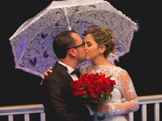 O casamento de Nayara e Kallel