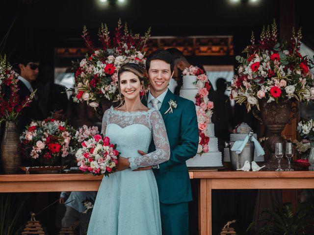 O casamento de Pri e André
