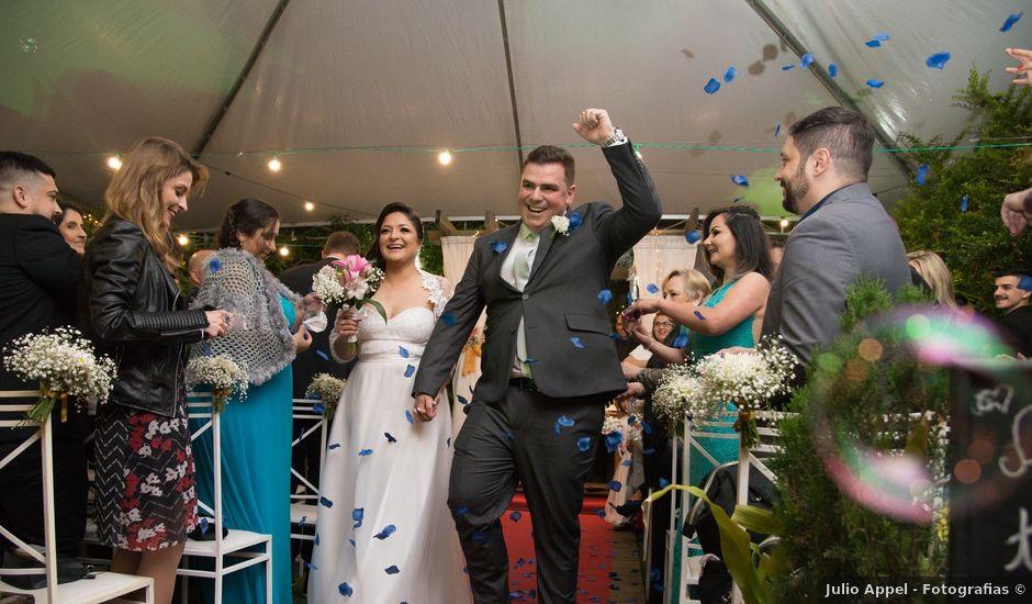 O casamento de Lírio e Sabrina em Porto Alegre, Rio Grande do Sul