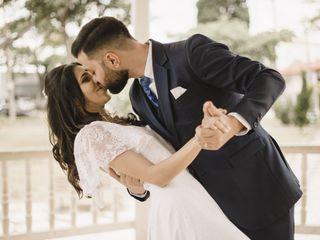 O casamento de Denise e Hiago
