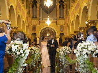 O casamento de Simone e Djam 1