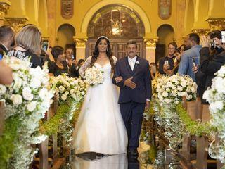 O casamento de Simone e Djam 3
