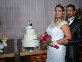 O casamento de Leidiane e Gilson