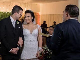 O casamento de Amanda  e Dário Carlos