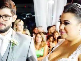 O casamento de Nathália e Felipe 1