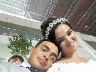 O casamento de Shesley Marry  e Anderson  2