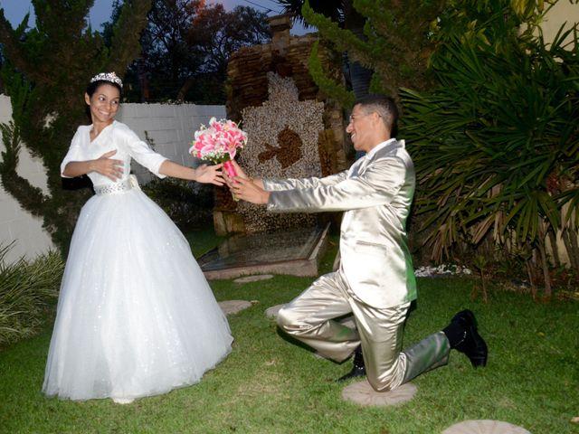 O casamento de Juliane e Danilo