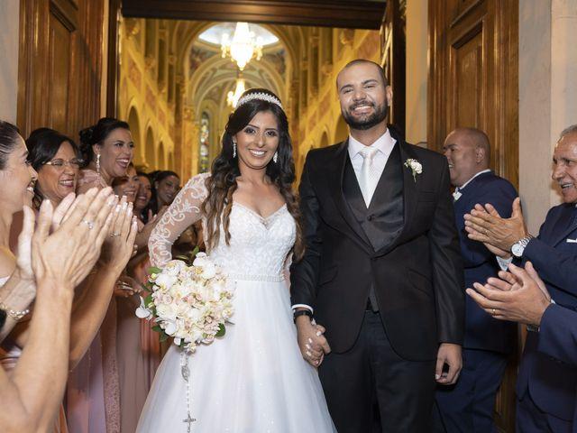 O casamento de Djam e Simone em São Paulo, São Paulo 8