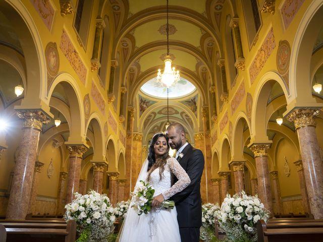 O casamento de Djam e Simone em São Paulo, São Paulo 16