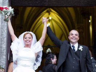 O casamento de Carla e Eduardo