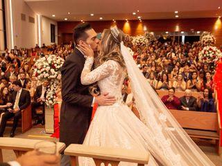 O casamento de Joaquim  e Barbara Christiane