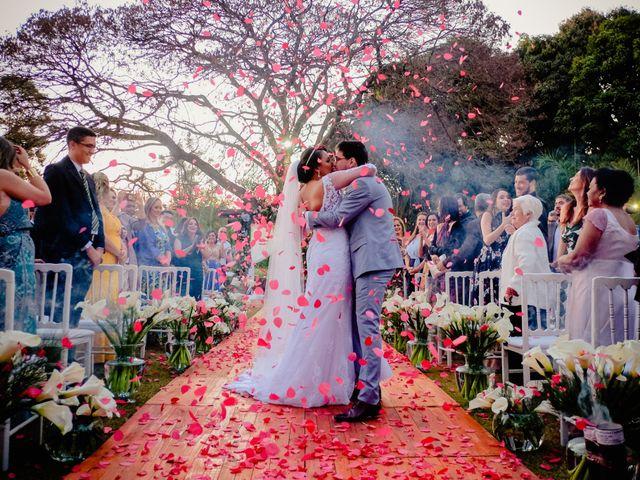 O casamento de Brenda e Fernando