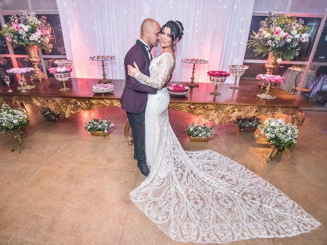 O casamento de Erika e Gleison