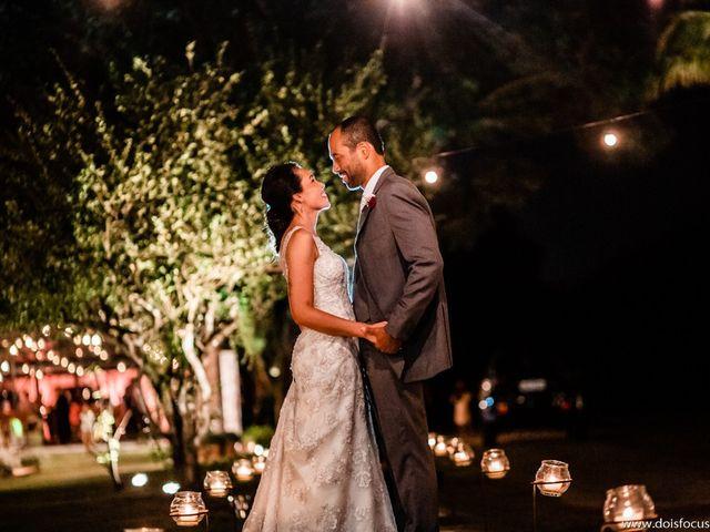 O casamento de Michelle e Wellington