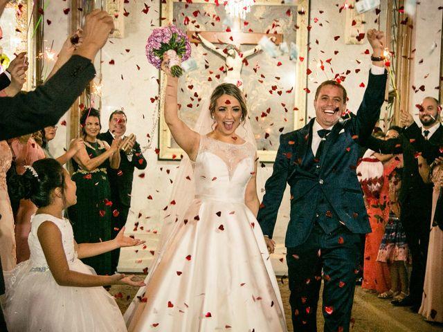 O casamento de Suzana e Cassio