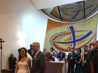 O casamento de Arthur  e Renata 1