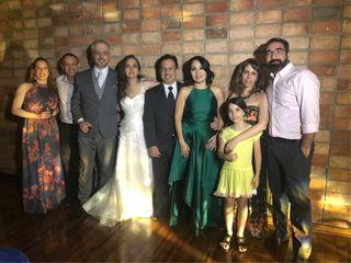 O casamento de Arthur  e Renata