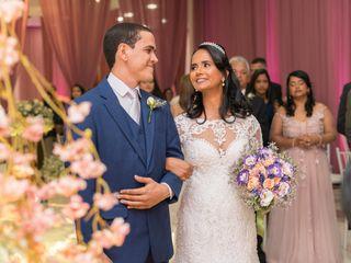 O casamento de Adilma e Thiago
