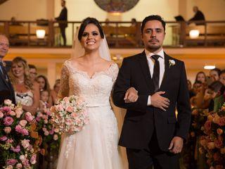 O casamento de Evelyn e Iury 3