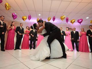 O casamento de Michelly e Paulo