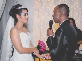 O casamento de Bárbara e Jonathan
