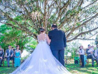 O casamento de Karla e Rodrigo