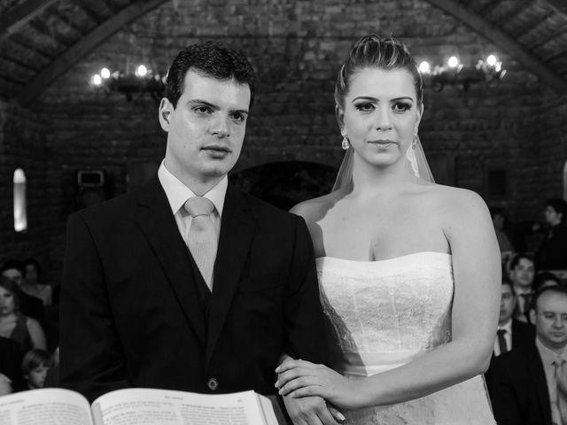 O casamento de Fernanda e Frederico