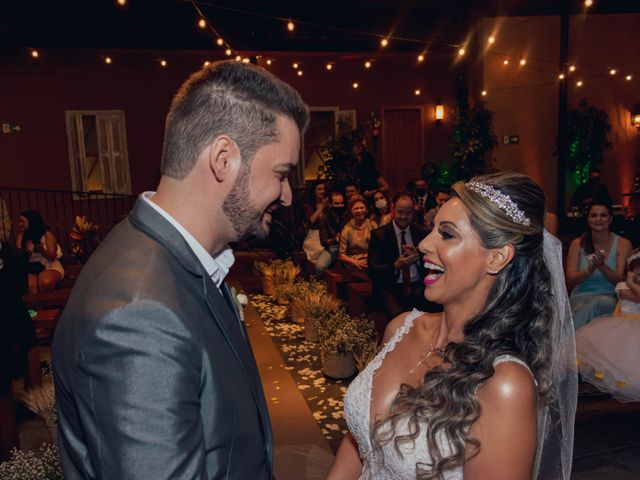 O casamento de Claudia e Leandro