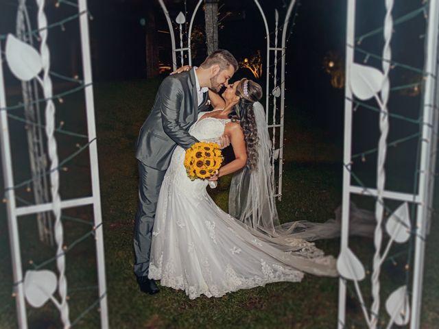 O casamento de Leandro e Claudia em São Paulo, São Paulo 1