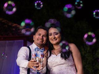 O casamento de Ana Carla e Lindomar