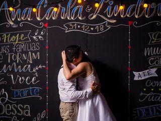 O casamento de Ana Carla e Lindomar 3