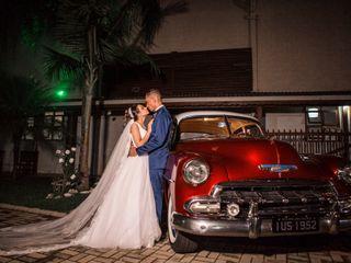O casamento de Tayná e Marcos 1