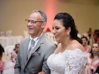 O casamento de Elizete e Fausto