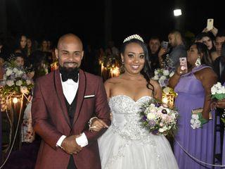O casamento de Jessica e Alison